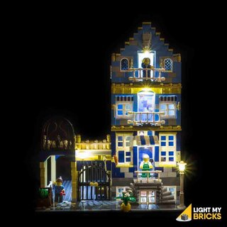 LEGO® Market Street #10190 Light Kit