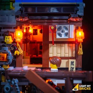 LEGO® Ninjago City Docks #70657 Light Kit