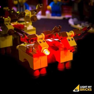 LEGO® Santas Workshop #10245 Light Kit