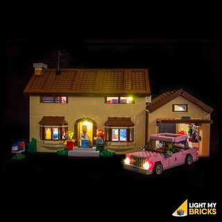 LEGO® The Simpsons House #71006 Light Kit