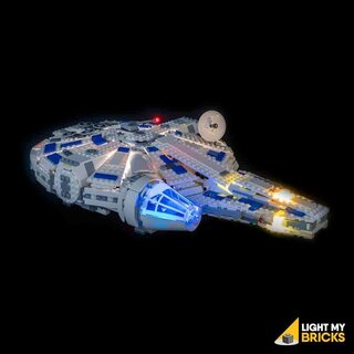 LED Licht Set für LEGO® 75212  Star Wars Kessel Run Millennium Falcon