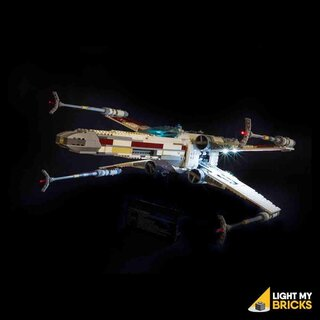 LEGO® Star Wars UCS Red Five X-wing Starfighter #10240 Light Kit