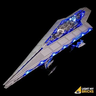 LEGO® Star Wars UCS Super Star Destroyer #10221 Light Kit