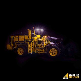 LEGO® Volvo L350F Wheel Loader #42030 Light Kit