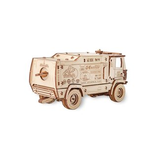 Mechanical 3D wooden-puzzle - MAZ-5309RR in Scale 1:30
