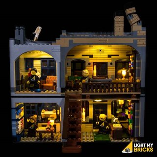 LED licht Set für LEGO® 75978 Harry Potter Winkelgasse