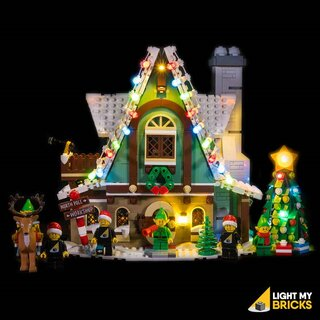 LEGO® Elf Club House #10275 Light Kit