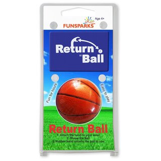 Return Ball - Basketball