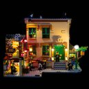 Kit di illuminazione a LED per LEGO® 21324 IDEAS 123...