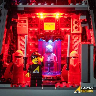 LED Licht Set für LEGO® 75251 Star Wars Darth Vader Festung