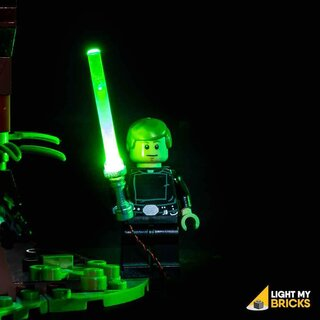 LED Licht Set für LEGO® 10236 Star Wars Ewok Village