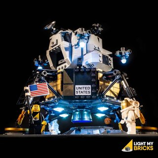 LEGO®  NASA Apollo 11 Lunar Lander  #10266 Light Kit