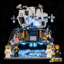 Kit di illuminazione a LED per LEGO® 10266 NASA Apollo 11...