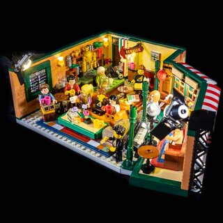 Kit di illuminazione a LED per LEGO® 21319 Central Perk