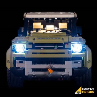 LEGO® Land Rover Defender # 42110 Light Kit