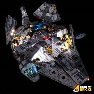 LEGO® Star Wars Millenium Falcon  #75257 Light Kit