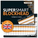 SUPER SMART BLOCKHEAD - XXL-A3-SPIELBLOCK in englischer...