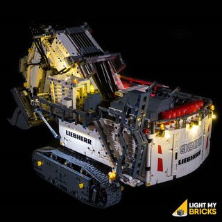 LEGO®Liebherr R9800  #42100 Light Kit