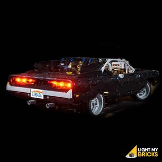 LEGO® Doms Dodge Charger #42111 Light Kit