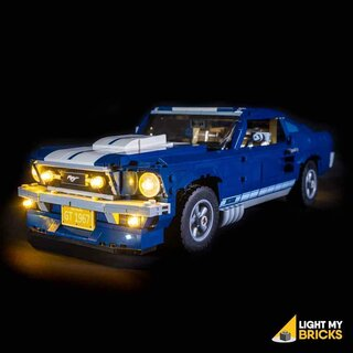 LED Licht Set für LEGO® 10265 Ford Mustang
