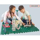 BAKOBA Building Base (4 mats, 8 building blocks)