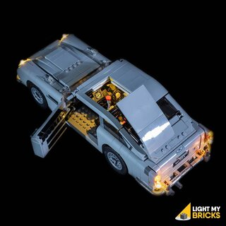 LEGO® Aston Martin DB5 #10262 Light Kit