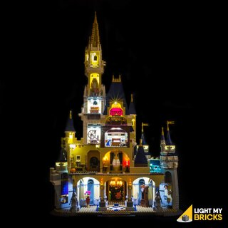LEGO® Disney Castle #71040 Light Kit